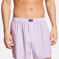 Men's Polo Ralph Lauren Woven Boxer Shorts,