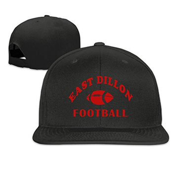 EAST Dillon Panthers Football Fitted Hat Baseball Caps