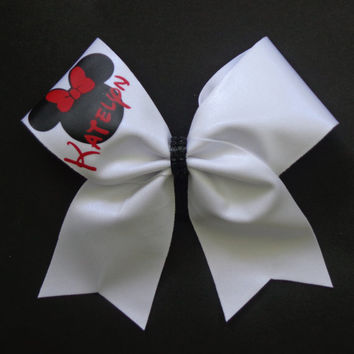 Disney Mouse Cheer Bow