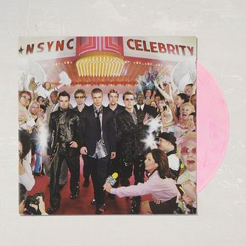 *NSYNC - Celebrity Limited LP | Urban Outfitters