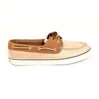 Sperry Top-Sider Bahama - Natural Sparkle Suede