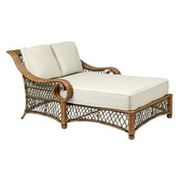 Woodard 6Z0246 Belmar Outdoor Daybed  - Outdoor Living Showroom