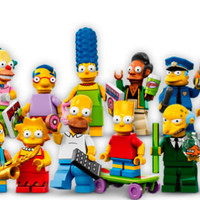 Simpsons Mini Figures / Lego on Gifts and Coupons