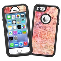 "Bohemian Tribal ""Protective Decal Skin"" for OtterBox Defender iPhone 5s Case"