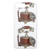 Vintage Square American Story Retro Phone iPhone 7 Plus Case