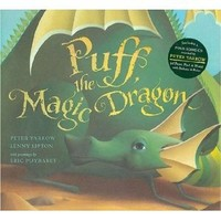 Puff The Magic Dragon - Book and CD Package