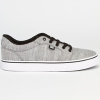 Dc Shoes Anvil Tx Se Mens Shoes Chambray  In Sizes