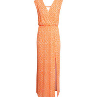 Long Jersey Dress - from H&M