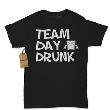 Team Day Drunk Womens T-shirt
