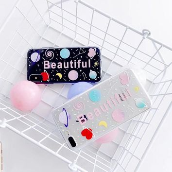Beautiful Space Phone Case