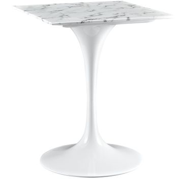 "Lippa 24"" Artificial Marble Dining Table"