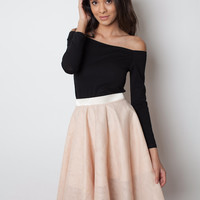 Chic 6 layered tulle skirt, wedding skirt, tutu skirt, classic skirt, classy skirt