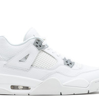 "air jordan 4 retro bg (gs) ""pure money"""