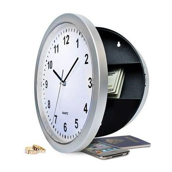 Covert Valuables Stash Clock