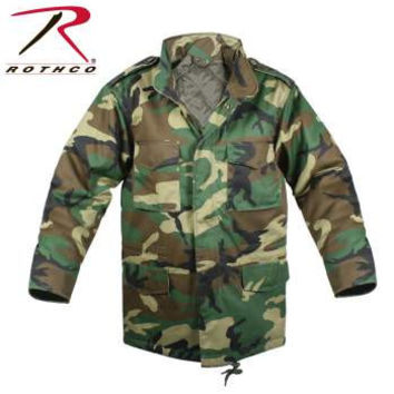 Kid's M-65 Field Jacket