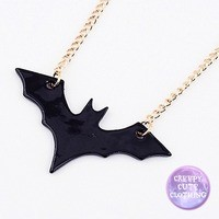 Classy Batman Necklace from Creepy Cute Clothing
