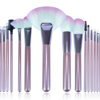 22pcs Professional Cosmetic Makeup Make up Brush Brushes Set