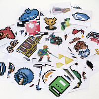 Legend of Zelda Sticker Pack 150 Stickers
