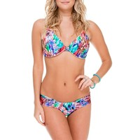 Luli Fama Gorgeous Chaos D-E Cup Underwire Top