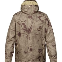 Quiksilver - Mission Printed 10K Youth Jacket