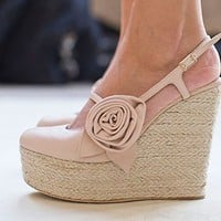 Luisa Beccaria Espadrilles - so cute!