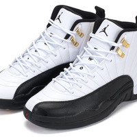 Bows & Arrows - Jordan XII (Black/White) // sold out!