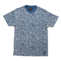 10 Deep: Sangoma Shirt - Dark Blue Floral