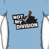 Not Lestrade's division  Women's T-Shirt
