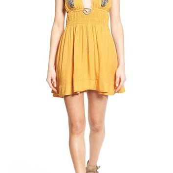 Free People 'Walking Through Dreams' Fit & Flare Dress | Nordstrom
