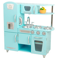 Blue Vintage Kitchen | Daily deals for moms, babies and kids