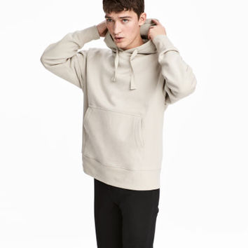 H&M Oversized Hooded Sweatshirt $49.99