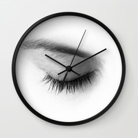 In my dreams Wall Clock by vanessagf