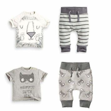 Baby Boy Two Piece Clothing Set