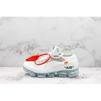 Nike Air Vapormax 2017 X Off-white White Running Shoes