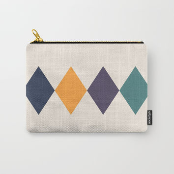 Shine Bright Like A Diamond Carry-All Pouch by spaceandlines