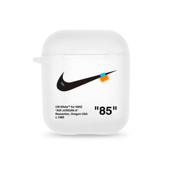 Nike x Off White Protective Apple Airpods Case