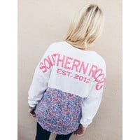 Southern Roots Spirit Jersey- Floral