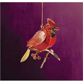 Christmas Ornament - Cardinal
