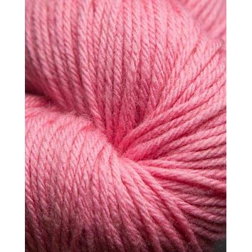 Jagger Spun Super Lamb 4/8 Worsted Weight Cone - Cassis
