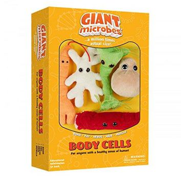 Body Cells Plush Toys (Pack of 5)
