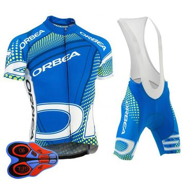 2016 Pro Team ORBEA Cycling Jerseys MTB bicycle clothing Bike wear clothes Set Ropa Ciclismo men bicicleta short Maillot Culotte