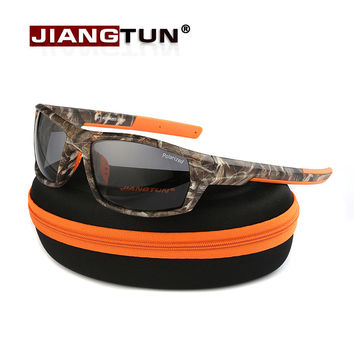 Trendy Black Polarized Sunglasses Men Women Designer Sun Glasses Driving