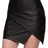 Lush Asymmetrical Skirt at PacSun.com
