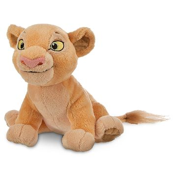 Disney The Lion King Nala Mini Bean Bag Plush New with Tags