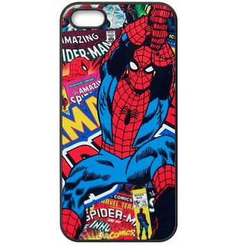 Anymode Marvel Comics Spiderman Hard Case for Apple iPhone 5c