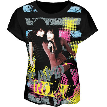 Camp Rock - 80's Hip Girls Youth T-Shirt