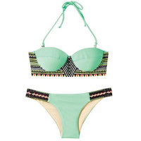 Two Pices Bikini Set Women's Swimwear P16031502