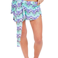 Sofia by ViX Mahal Crossed Shorts