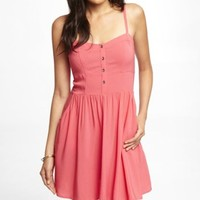 PINK CAMI SUNDRESS