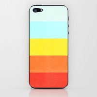 Mindscape 5 iPhone & iPod Skin by Garima Dhawan